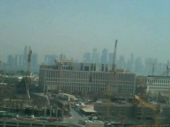 Mercure Grand Hotel Doha: View from my room