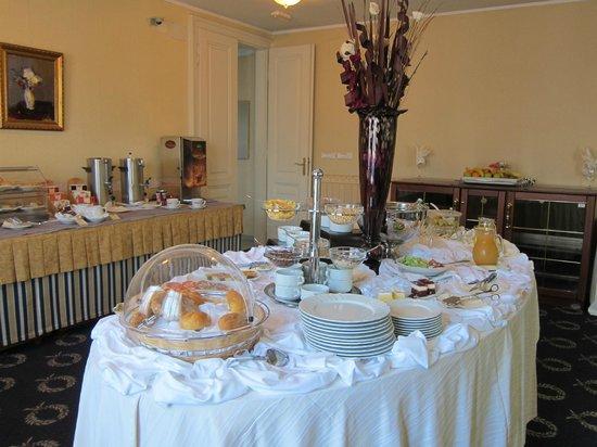 Hotel Waldinger: Le petit déjeuner