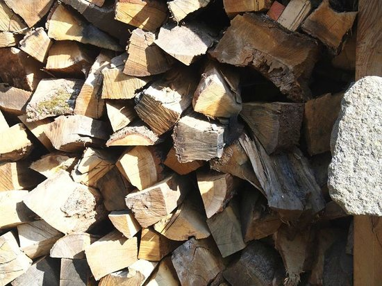La Maison Verte : Wood!!