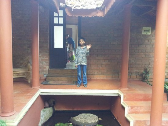 Edakkal Hermitage: Our Cottage