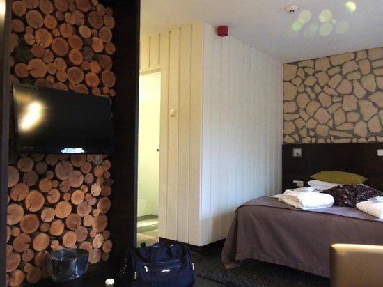 Hotel de Sterrenberg : deluxe suite