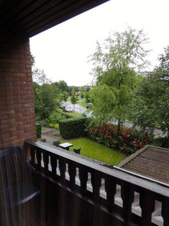 Hotel de Sterrenberg : uitzicht deluxe suite