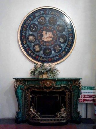 Museo Opificio delle Pietre Dure: Pietre barocche [foto dal cellulare]