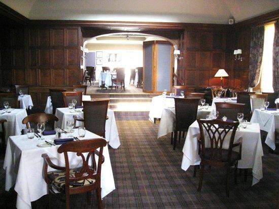 Hilton Avisford Park: The Dining Room.