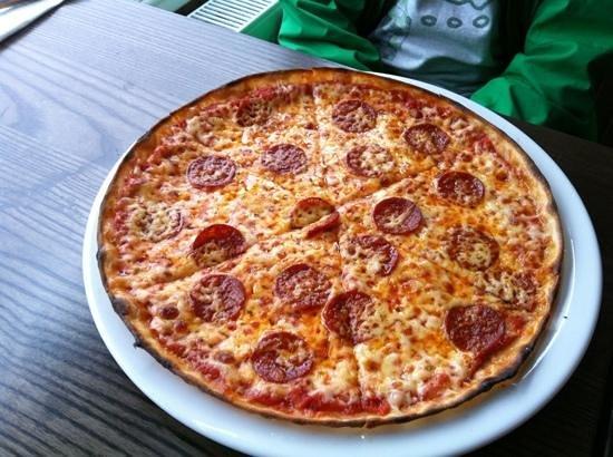 Bella Luna Italian Restaurant & Pizzeria: great pizza