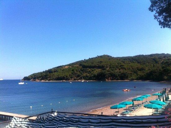 Hotel Villa Ottone : Spiaggia