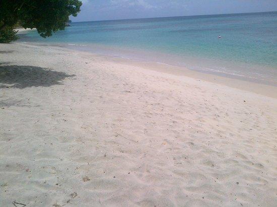 Laluna Hotel: la spiaggia