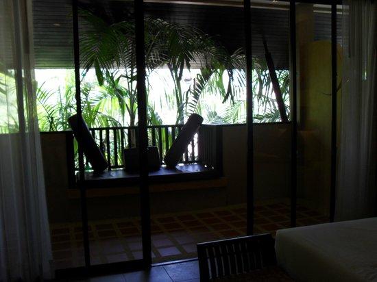 Print Kamala Resort : Balkongen.