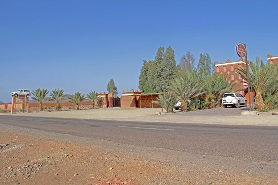 Kasbah Meteorite: vue extérieure