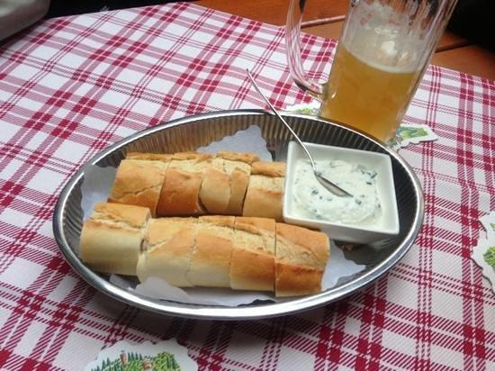 Zum Stiefel: Accompagnement du repas