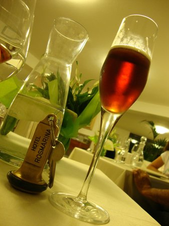 Hotel Rosmarina : Ristorante