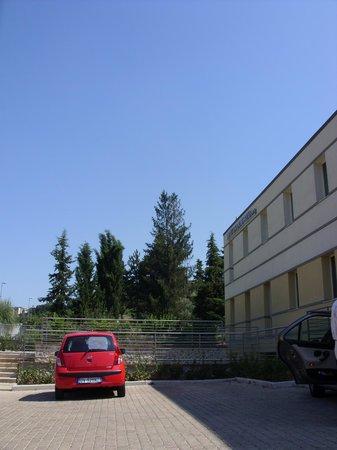 Hotel San Marco: parcheggio