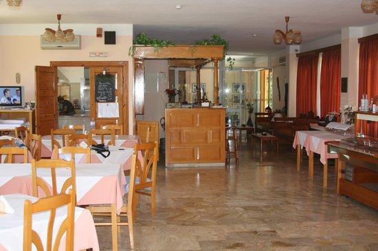 Hotel Arion: Restaurant floor