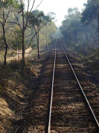 Victorian Goldfields Railway: Maldon-Castlemaine rail line