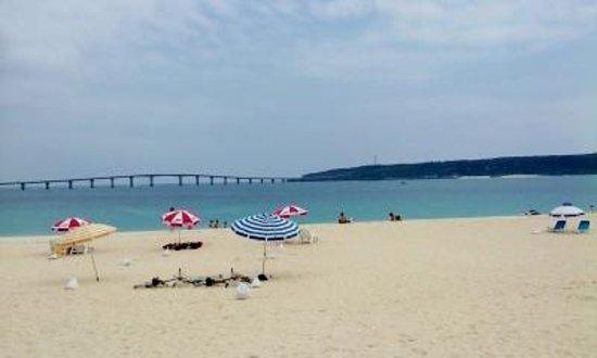Yonaha Maehama Beach: 前浜