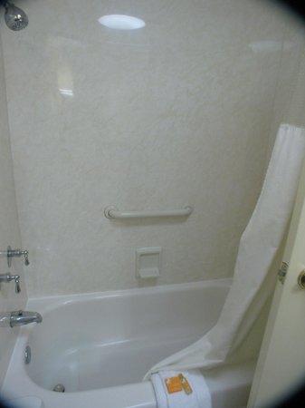 La Quinta Inn & Suites LAX: Baño