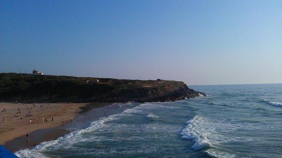 Casalinho de Santo Antonio: Local beach