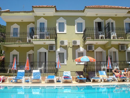 Taner Hotel: small and friendly
