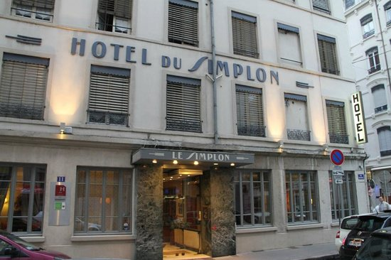 Hotel Le Simplon Lyon