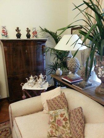 Palazzo Marziale : A Lounge