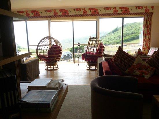 Soar Mill Cove Hotel: lounge