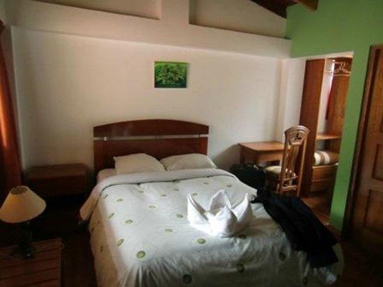 Tikawasi Valley Hotel: habitación Tikawasi Valley
