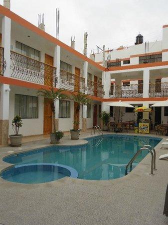 Hotel Las Flores : Hotel