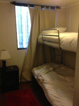 Chileapart.com : Quarto do apartamento