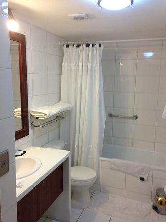 Chileapart.com: Banheiro do apartamento