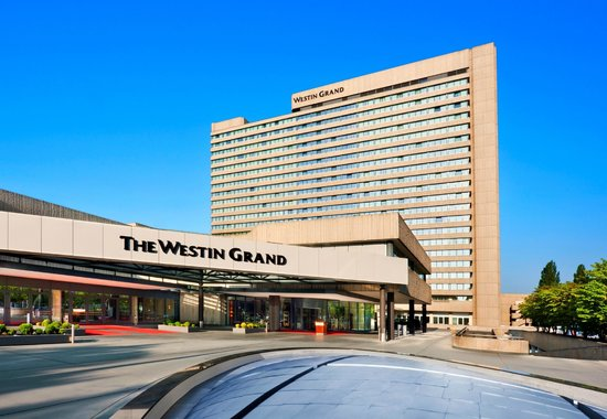 Hotel The Westin Grand Munchen