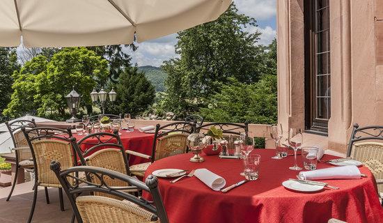 Romantik Hotel Schloss Rettershof Restaurant Retter S