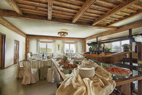 Agriturismo Calanchi di Riosto: Buffet