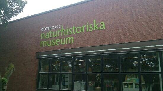 The Natural History Museum: Naturhistoriska muséet
