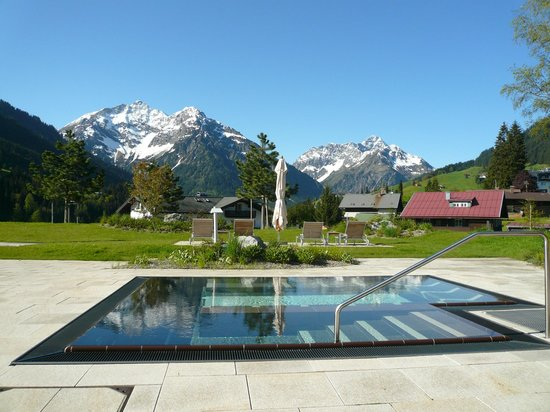 Travel Charme Ifen Hotel: Jacuzzi