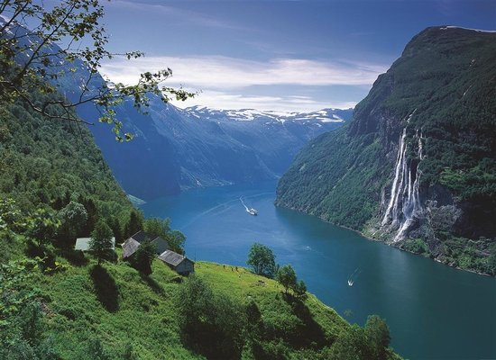 Fjord Norge, Norge: provided by Fjord Norway