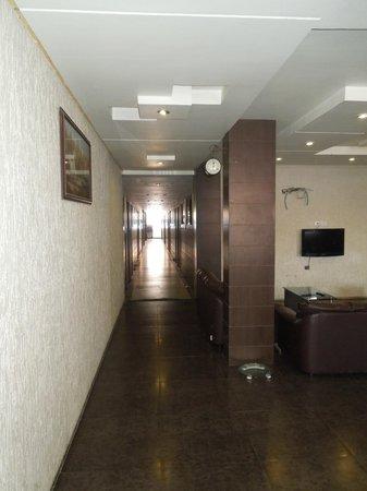 Hotel Meera Inn: Lobby Area