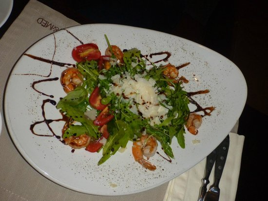 Moloko & Mеd: One of the salads