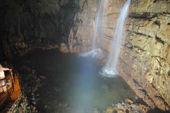 San Demetrio ne' Vestini, Italia: la 1° cascata