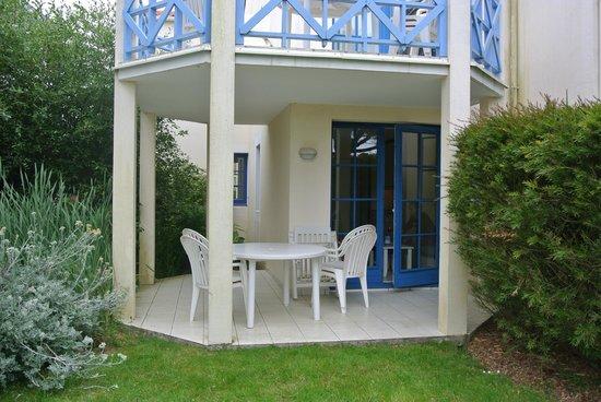 Pierre & Vacances Village Club Port-Bourgenay : Le logement vue extérieure