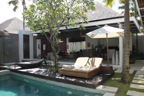 Chandra Luxury Villas Bali: Villa