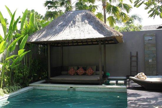 Chandra Luxury Villas Bali: Pool