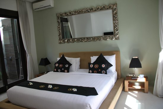 Chandra Luxury Villas Bali: Room