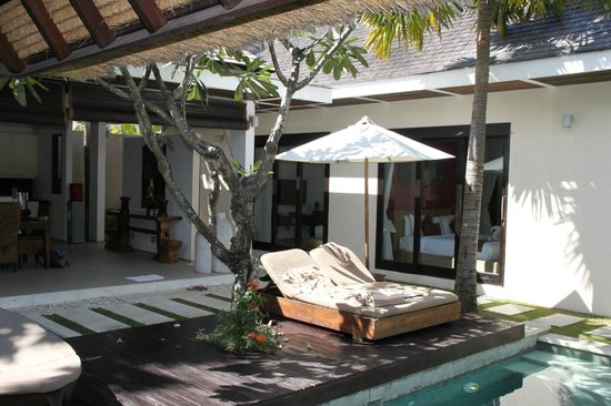 Chandra Luxury Villas Bali: Villa