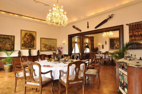 Oasis Restaurant: Private Room