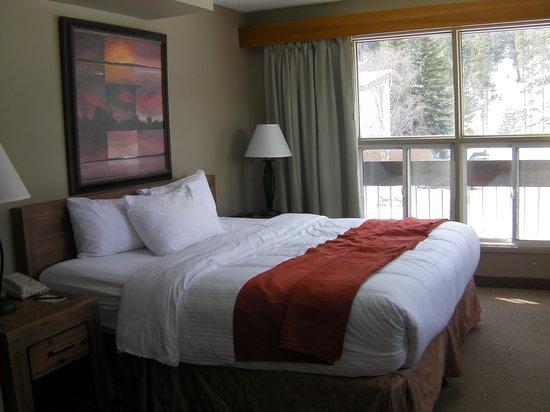 Tonquin Inn : la chambre