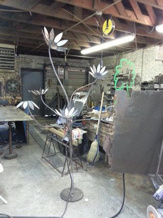 Bottle Tree Class at Backstreet Studio