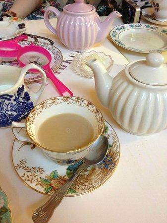 Serendipity Tea & Trinkets: Afternoon Tea