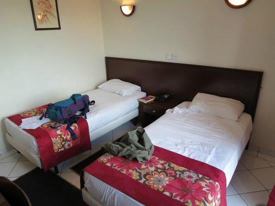 Mogador Express Bab Doukkala: The room