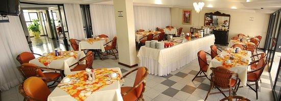 Hotel Praia da Sereia : Restaurante do Hotel