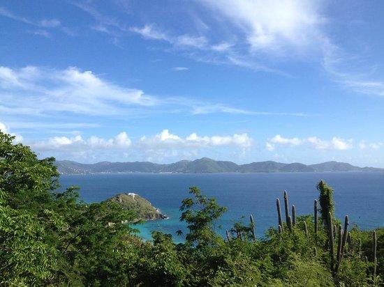 Peter Island Resort and Spa: beautiful views